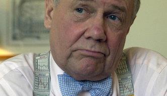 Znany inwestor Jim Rogers wieszczy krach. Największy w ciągu naszego życia