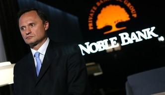 """Rosną straty Getin Noble Banku. Chce się pozbyć """"trudnych"""" kredytów"""