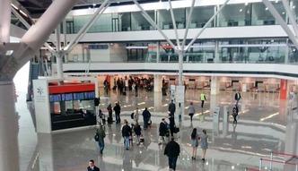 Nowy terminal na Ok�ciu. Lotnisko Chopina uruchomi�o zmodernizowan� cz��