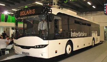Autobusy spod Poznania podbijają Szwecję