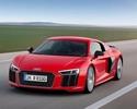 Wiadomo�ci: Audi R8 na pierwszej oficjalnej fotografii?