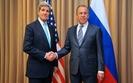 Szefowie dyplomacji USA i Rosji spotkaj� si� dzi� w Rzymie. Ukraina g��wnym tematem