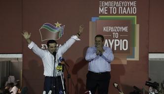 Wybory w Grecji. Rz�dy sp�jnej Syrizy oznaczaj� wi�ksz� stabilizacj�