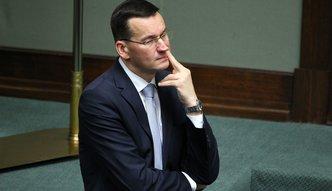 Morawiecki: nie powinny dziać się w Sejmie takie rzeczy. Jesteśmy w końcu w poważnym miejscu