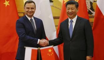 Jedwabny Szlak - Polska podpisa�a porozumienie z Chinami