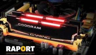 Flash w g�r�, RAM w d�