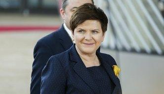 Szydło wskazała cele Polski w negocjacjach w sprawie Brexitu
