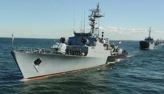 MON, kupując używane okręty, wcale nie oszczędzi. Wszystko przez rakiety i silniki