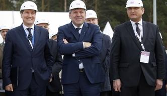 Most energetyczny Polska-Litwa. Piechoci�ski otworzy� nowy odcinek