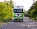 Fuel Duel, czyli ci�ar�wki Mercedesa oszcz�dniejsze