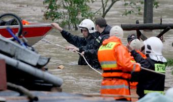 Powodziowe zniszczenia: Drogi za 800 milionów