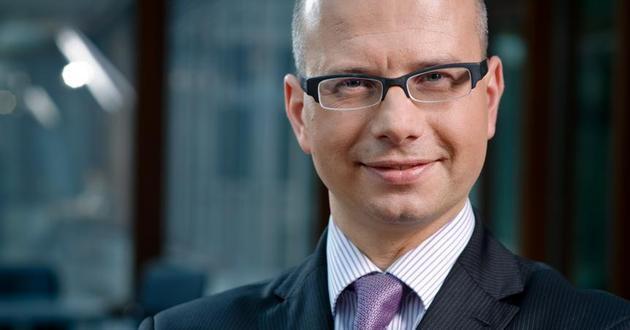 Piotr Szeliga, prezes grupy Boryszew