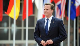 Cameron i Hollande rozmawiali o reformach UE. B�dzie wsp�lny front?