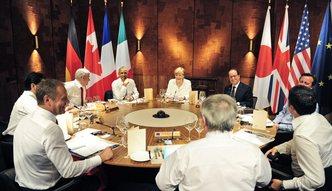 """Szczyt G7 bez Putina. Merkel ostro: """"Powr�t Rosji do gremium nie jest mo�liwy"""""""