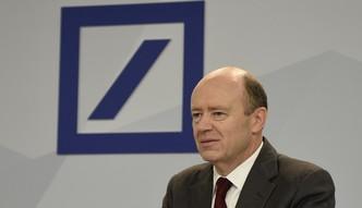 Wyniki Deutsche Banku. Prezes zapowiada szybką ugodę z USA