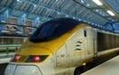 Eurostar w Pary�a do Londynu. Awaria poci�g�w