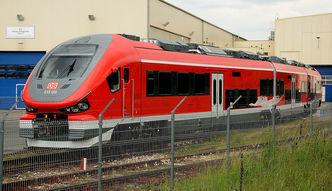 Przewozy Regionalne będą miały nowe pociągi. Pierwszy już odebrały
