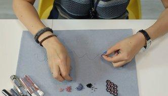 Pomysł na biznes: Biżuteria ręcznie robiona. Zostawiła korporację, by szydełkować i szyć