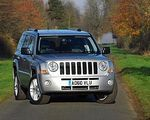 Jeep Patriot z dieslem 2.2 CRD od Mercedesa