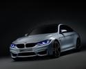 Wiadomo�ci: BMW M4 Concept Iconic Lights - �wietlana przysz�o��?