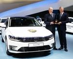 Volkswagen Passat z tytu�em Car of the Year 2015