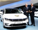 Volkswagen Passat z tytu�em Car of the Year 2015