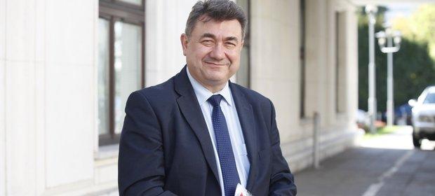 wiceminister Grzegorz Tobiszowski.