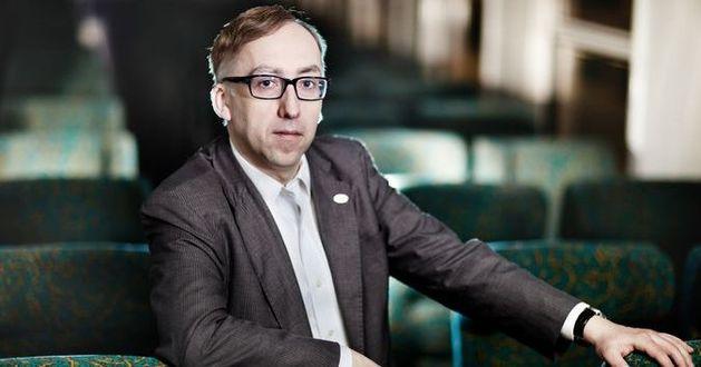 Na zdjęciu prezes PKP SA Jakub Karnowski