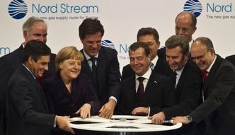 """""""FT"""" o geopolitycznej grze Rosji w sprawie Nord Stream 2"""