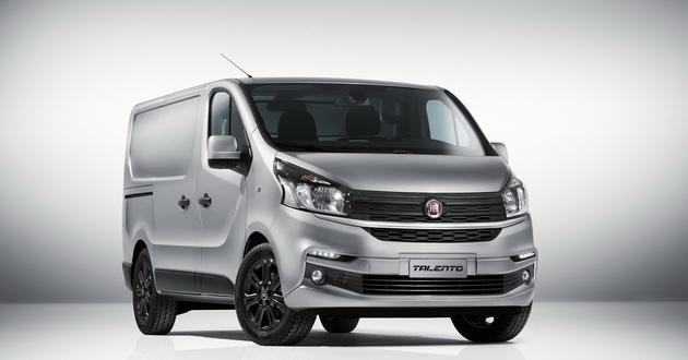 Fiat zaprezentowa� nowy model u�ytkowy. Oto Talento