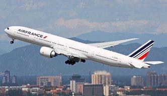 Strajk w Air France. W �rod� loty ju� bez zak��ce�?