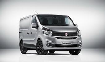 Fiat zaprezentował nowy model użytkowy. Oto Talento