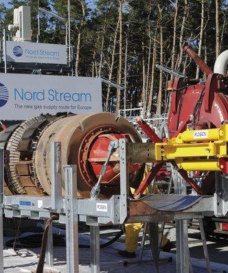 Nord Stream 2 podpisał umowę przedwstępną na ułożenie gazociągu