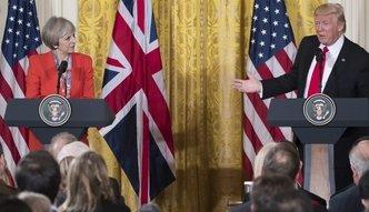 Donald Trump komentuje Brexit. Prezydent Francji apeluje o zdecydowaną reakcję