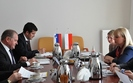 Słoweński minister rozwoju gospodarczego w Polsce
