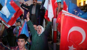 Zaskakuj�ce wyniki wybor�w w Turcji