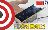 Huawei Mate S - Pierwszy na Świecie Smartfon z Force Touch