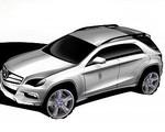 Mercedes zapowiada nowy model - rywala BMW X6?