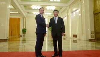 W dobrym momencie; nacisk na gospodark� - eksperci o wizycie prezydenta Dudy w Chinach