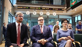 Alior Bank traci 400 mln zł po rezygnacji Sobieraja. Akcje mocno w dół