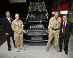 Milionowy Range Rover wyjeżdża z fabryki