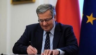 Uprawnienia NIK b�d� mniejsze. Prezydent podpisa� ustaw�