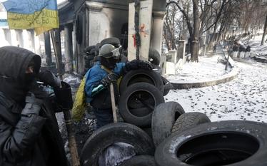 Zamieszki na Ukrainie. Unia Europejska rozwa�a wprowadzenie sankcji
