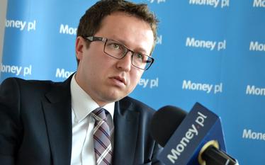 Marek Girek [fot: Paweł Kozioł/Money.pl] - nm325008