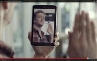 Zabawna reklama LG G Pad (wideo)