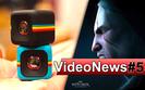 VideoNews #55 - Kamerka w kszta�cie sze�cianu, LG G4, Wojna z ZAiKS i The Witcher Battle Arena
