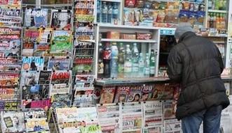 """""""Dziennik Gazeta Prawna"""": Nad kioskami zbieraj� si� czarne chmury"""