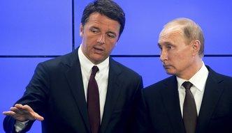 Firmy z Rosji i W�och podpisa�y kontrakty na ponad miliard euro