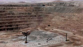 Kopalnia Sierra Gorda w Chile. Co dalej z miliardow� inwestycj� KGHM?