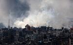 Atak izraelskiego lotnictwa na Stref� Gazy